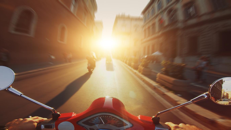 Motorcyklar i filmer och tv-spel