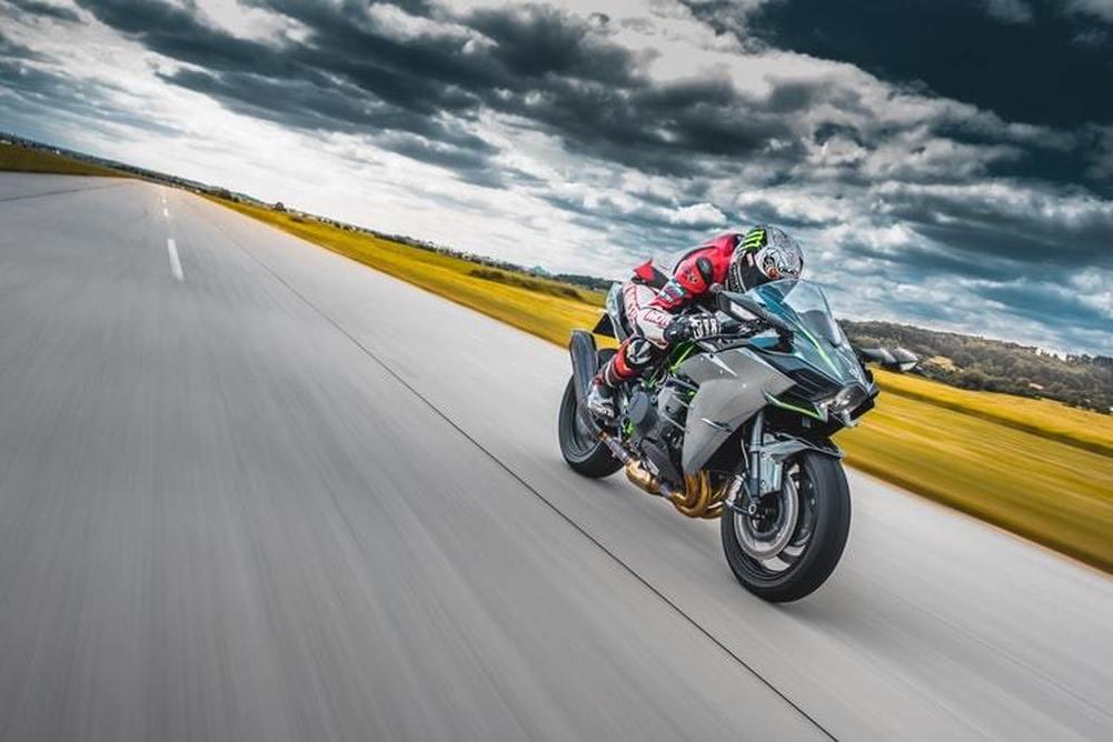 Bästa touring-motorcyklarna för långdistansåkning